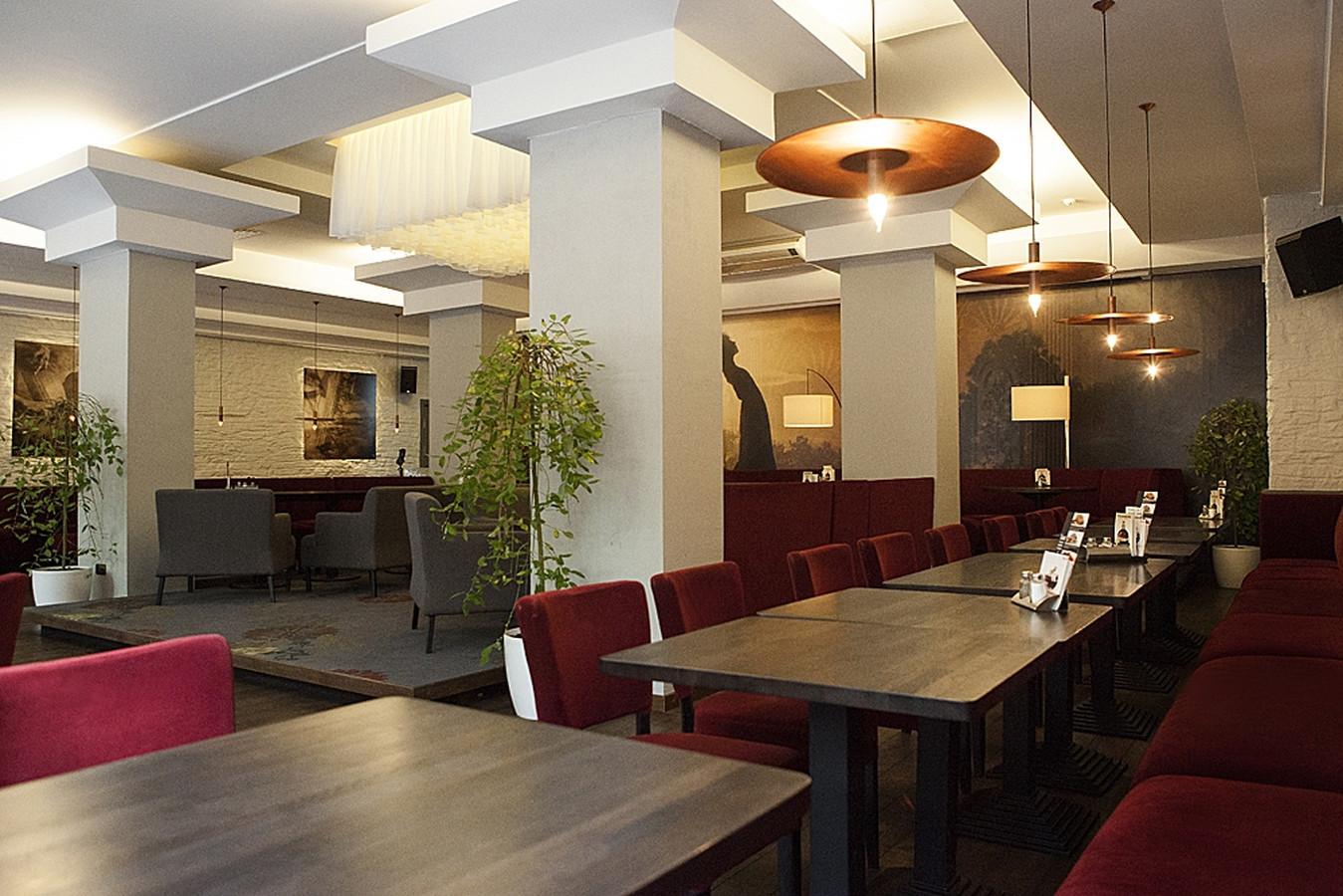 PIZZA JAZZ restoranas Kaune Daugiau www.cadmonkeys.lt
