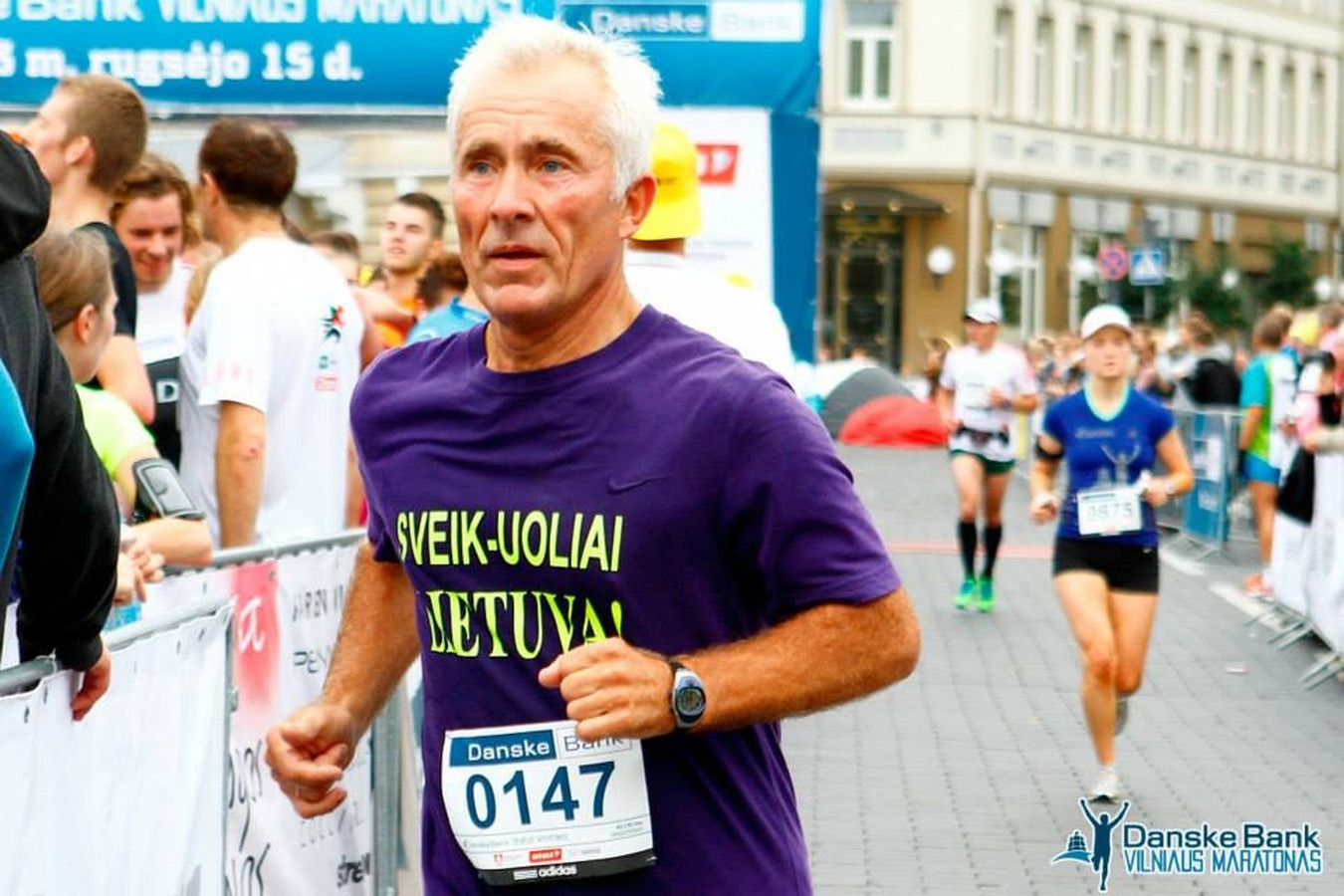 """""""Vilniaus maratonas- 2013"""""""