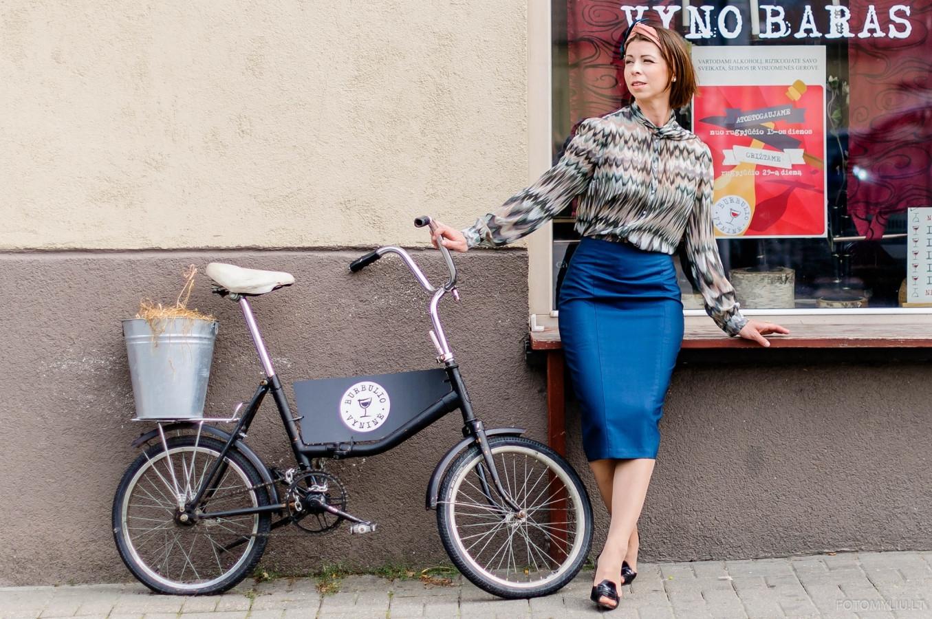 Stilistė- dizainerė : Natalija Stunžėnienė|www.natalijastun.com Visažistė: Iveta Ma | http://versliukai.lt/vizazistes/vilniuje/iveta-iv136 Fotografas: Vidmantas Ganiprauskas | www.fotomyliu.lt   Modelis: Justina Ruzgaitė