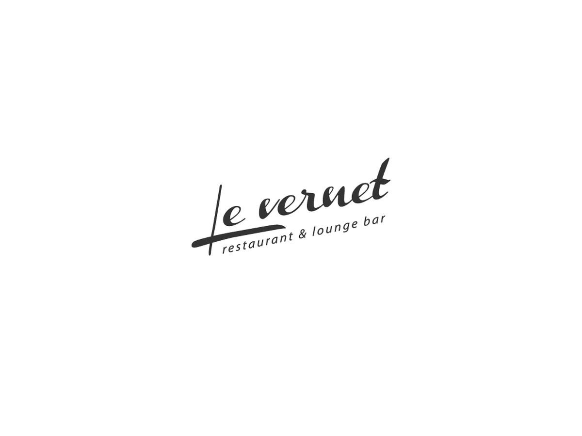 LeVernet - restourant & lounge bar Rumunija, Bukareštas       Logotipų kūrimas - www.glogo.eu - logo creation.