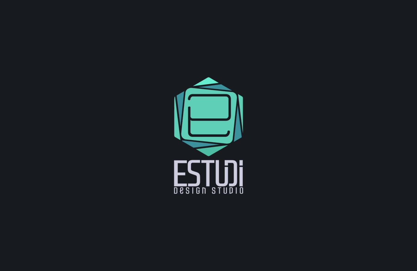 www.estudi.lt Interjero dizaino studijos logotipas