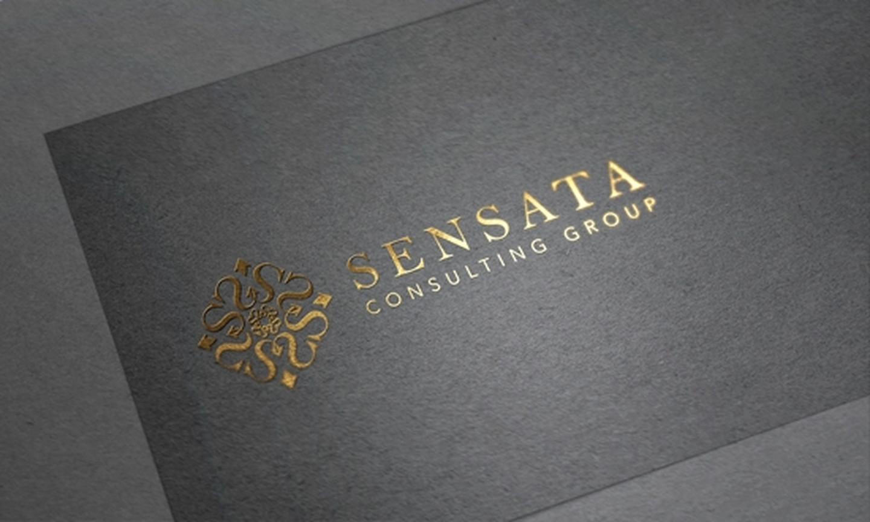 Sensata - Logotipas konsultacinei grupei.