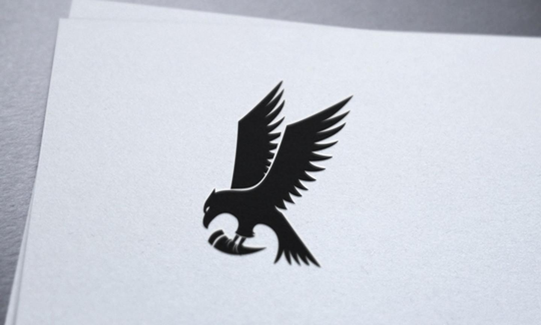 Kvasir - Ženklas įkūnijantis raidę K ir paukštį.