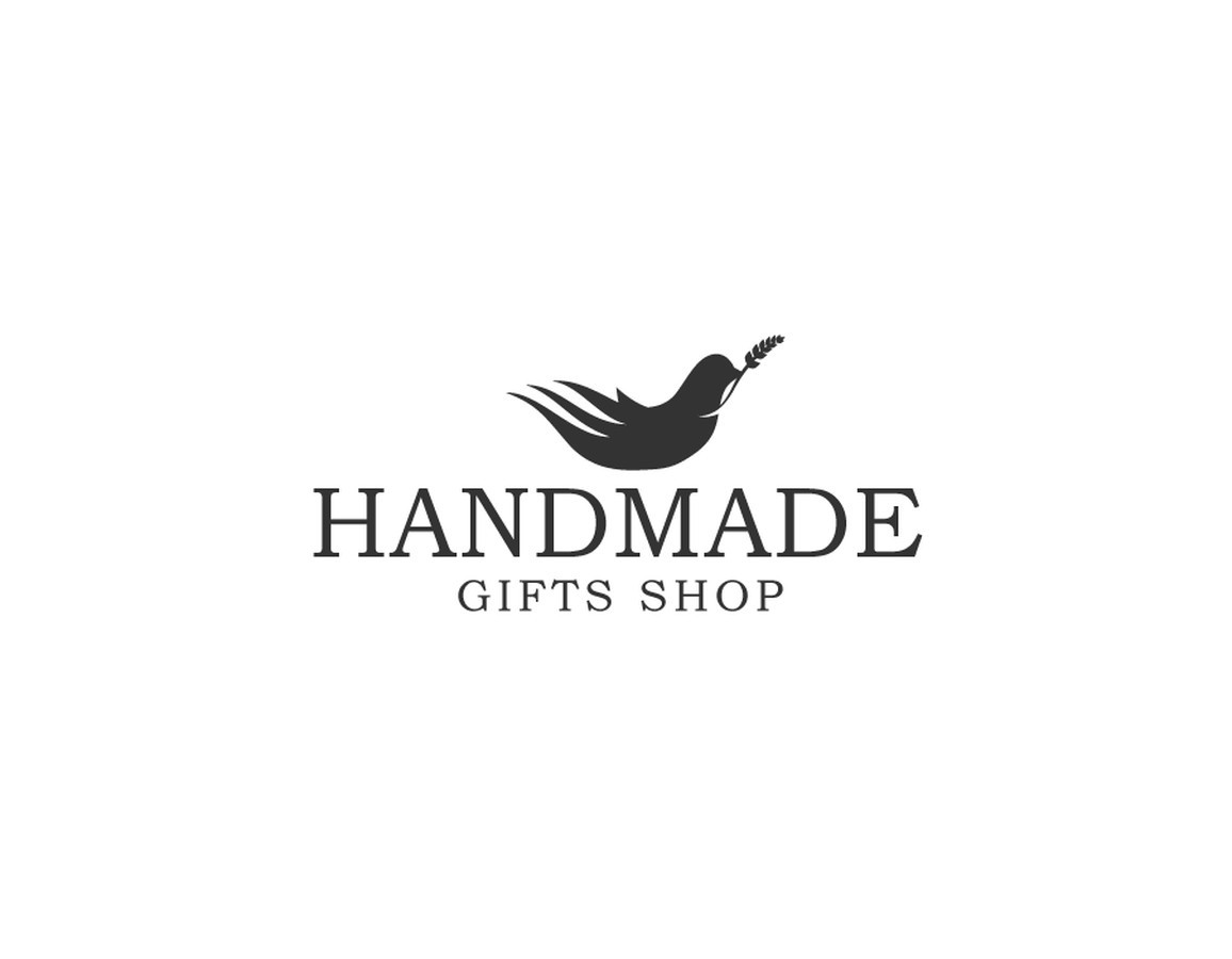 Handmade - gifts shop       Logotipų kūrimas - www.glogo.eu - logo creation.