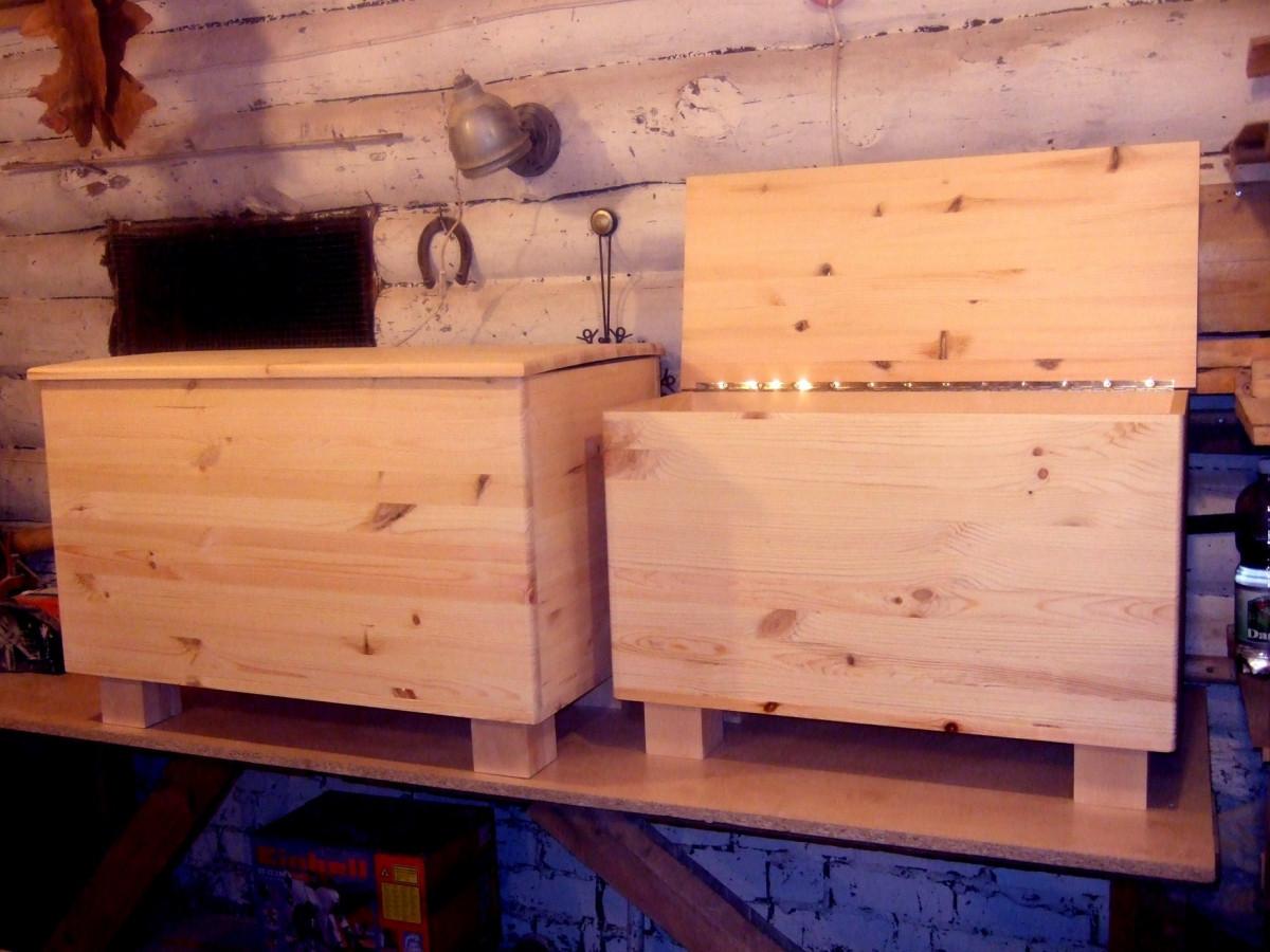 Dėžės patalynei