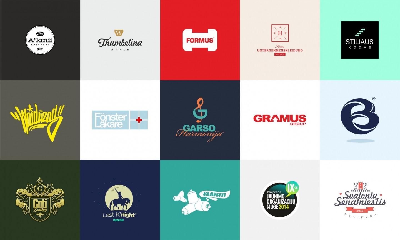 Logotipai https://www.behance.net/gallery/24879495/Logotype-collection-
