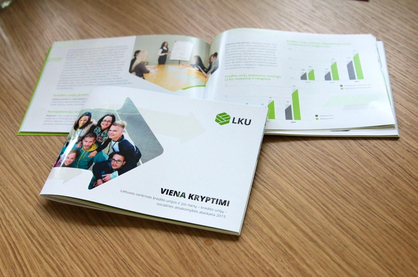LKU socialinė ataskaita 2015