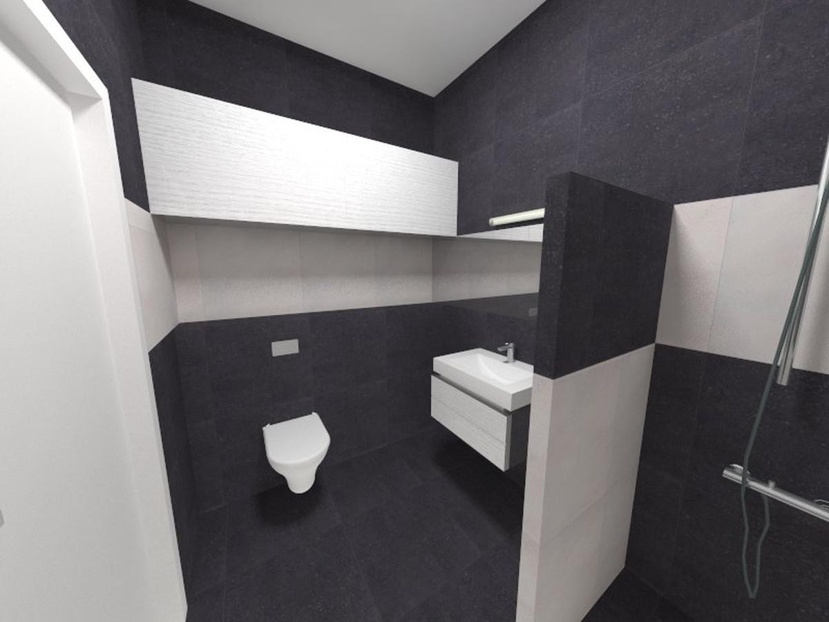 Vonios interjeras privačiam klientui