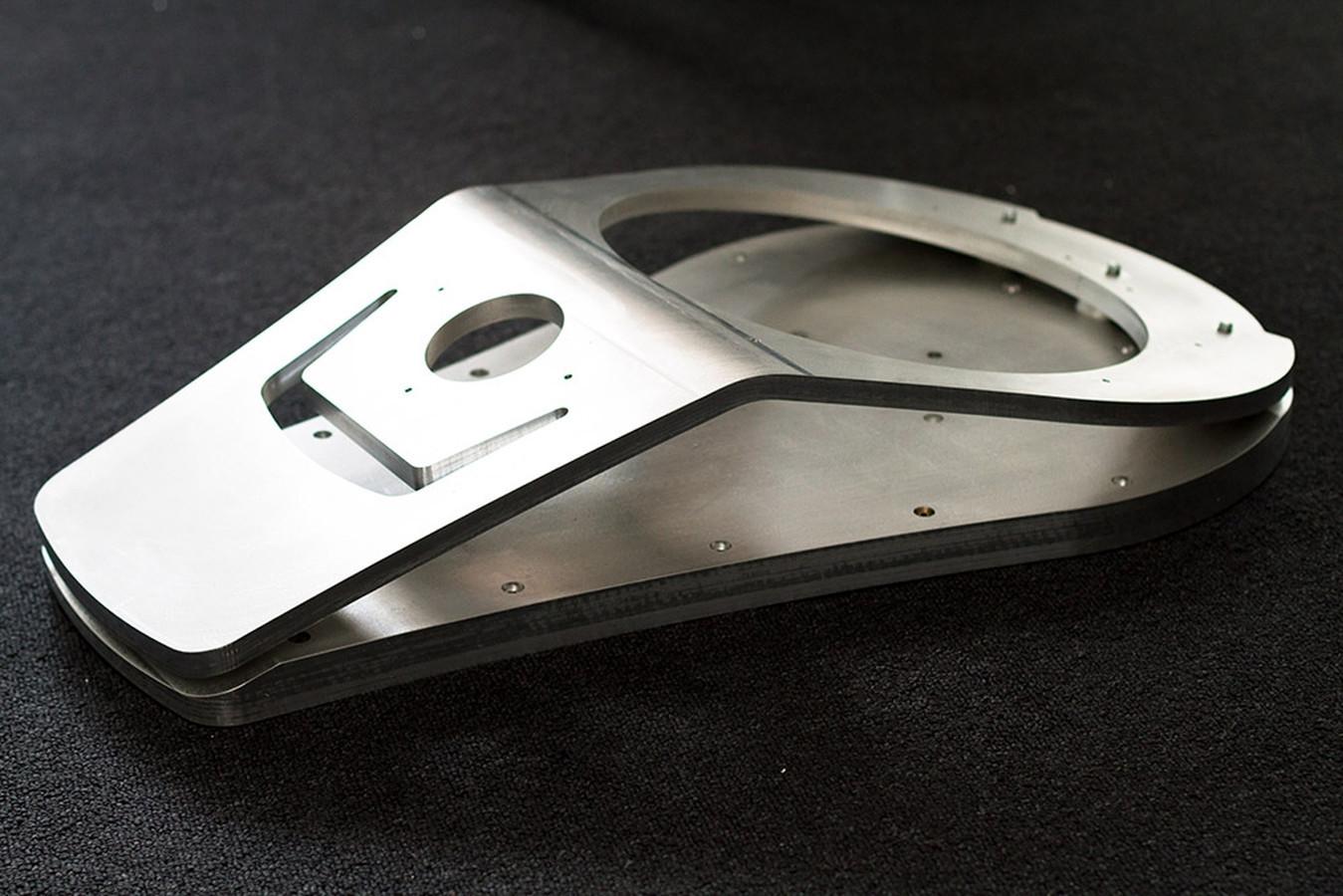 Aliuminio frezavimas