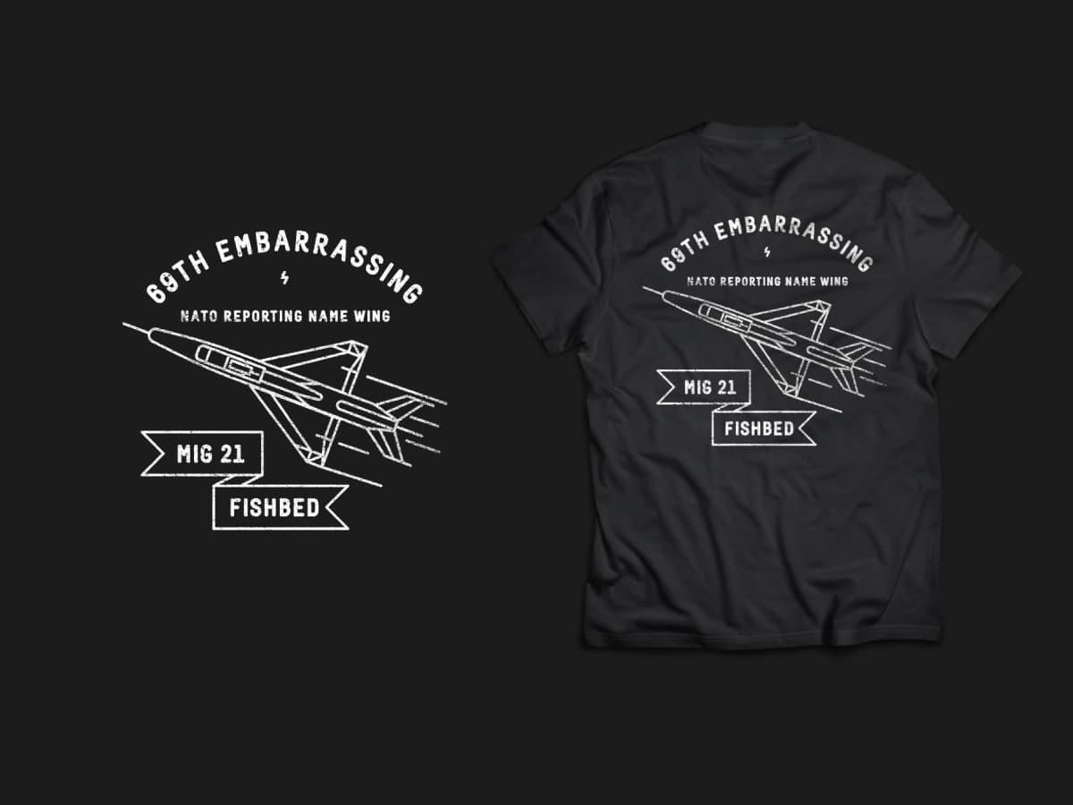 Marškinėlių dizainas įvairiomis temomis