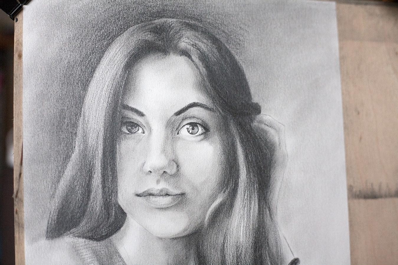 Portreto fragmentas