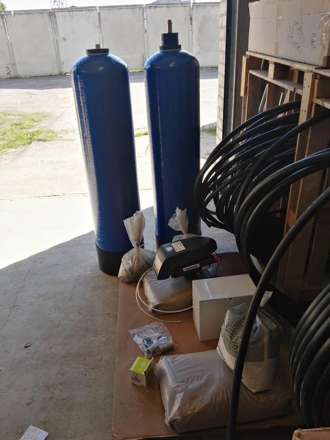 Filtrai nėra sandėliuojami kaip plytos. Kiekvienas įrenginys parenkamas ir gaminamas pagal konkrečius poreikius.