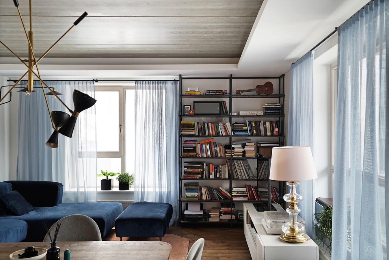 Buto interjeras - interjero dizainerė Laura Vanagaityte, Habitas - interjero dizainas studija