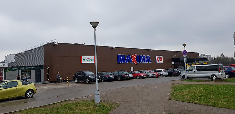 Prekybos centras Vilniuje