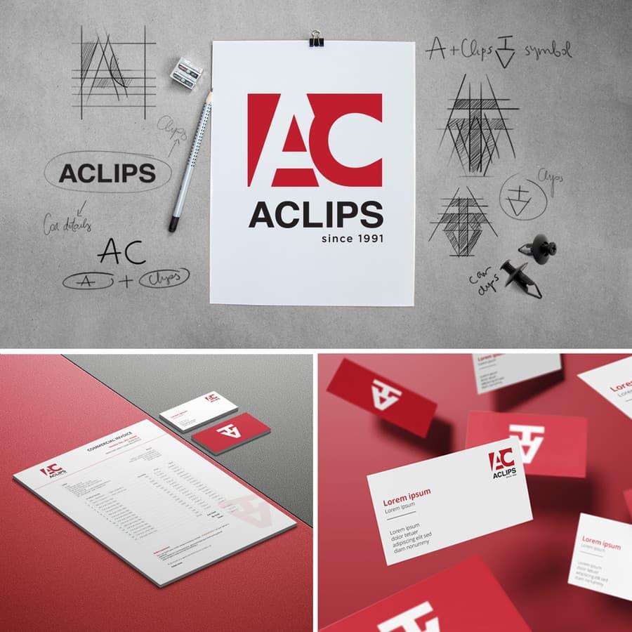 Logotipo ir firminio stiliaus sukūrimas