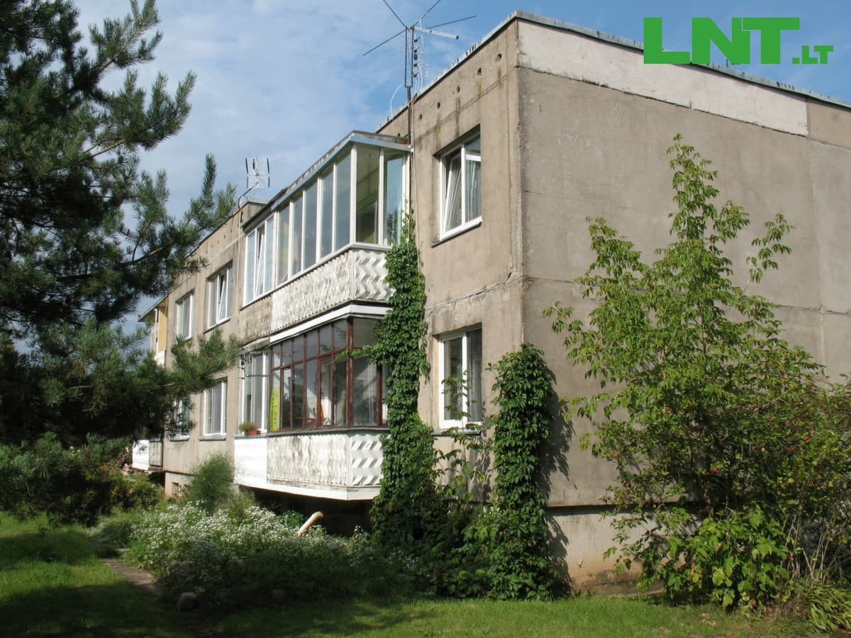 Parduodamas 3 kambarių butas Jaunimo g., Berniūnų k., Panevėžio raj.
