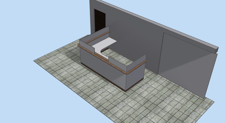 Administracijos stalas