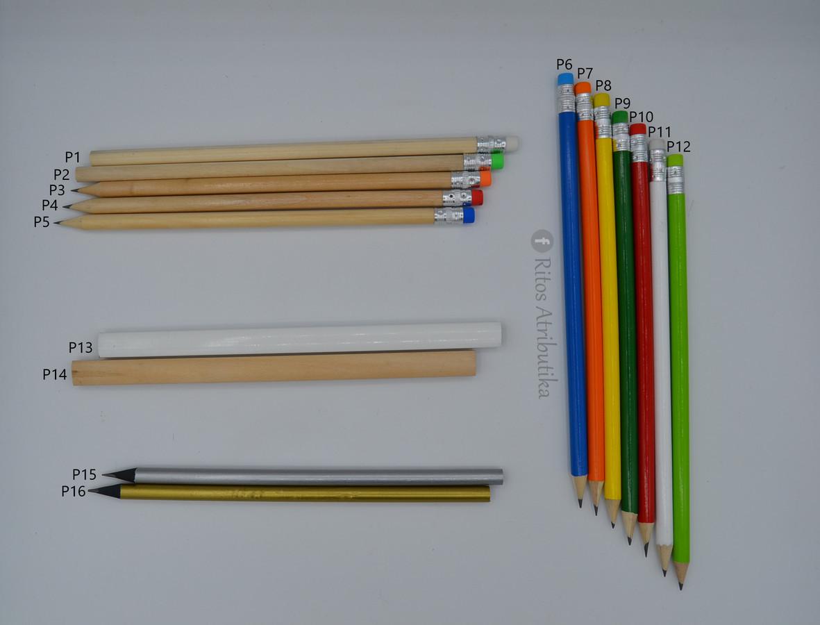 Šiuo metu turime šiuos paprastus pieštukus graviravimui, juos pritaikysime visoms jūsų norimoms progoms