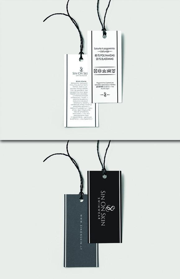 etiketės dizainas