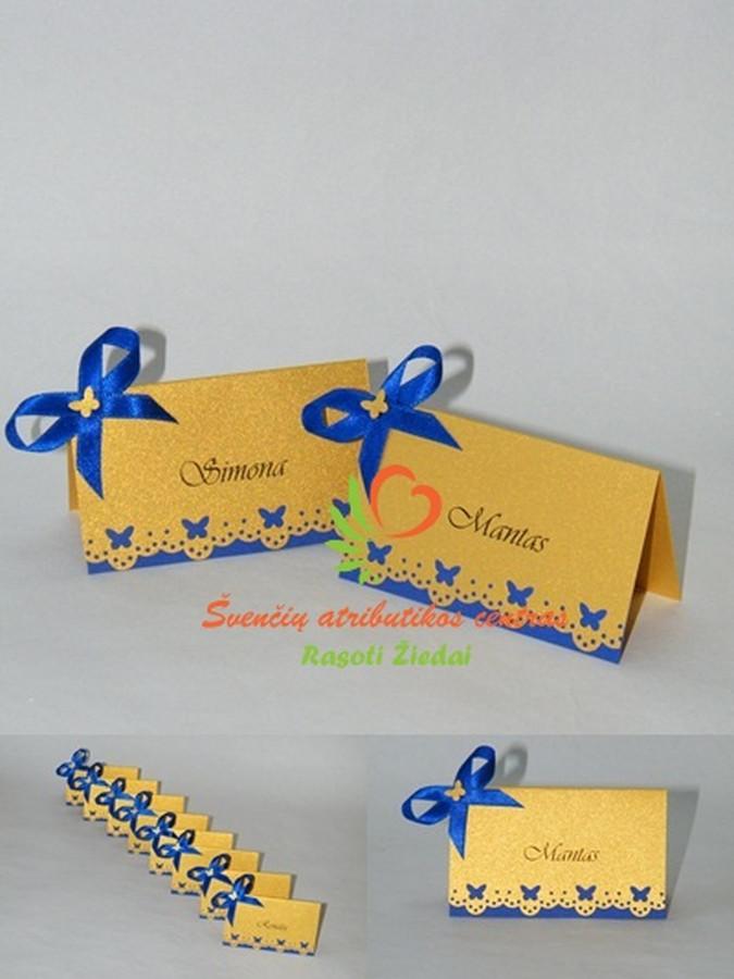 Stalo kortelės, rasotiziedai e-parduotuvėje, prekes pristatome visoje Lietuvoje per 3-is darbo dienas