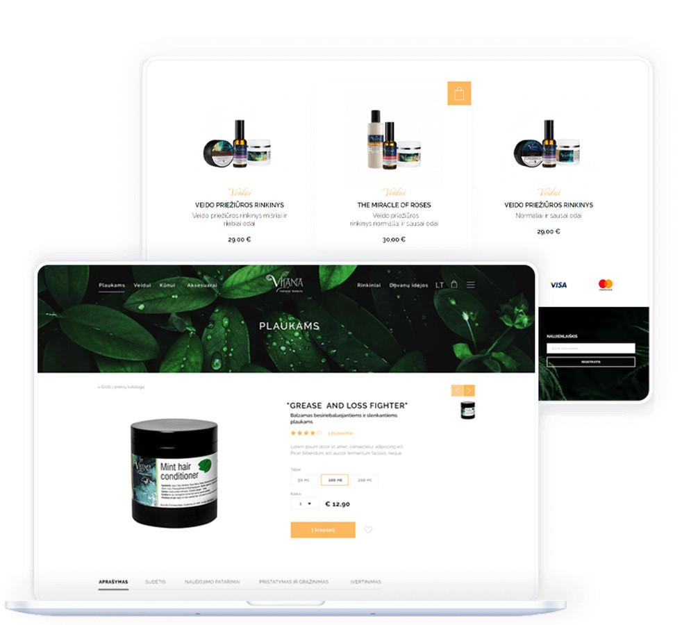 Parduotuvių kūrimas su WooCommerce, PrestaShop ir OpenCart