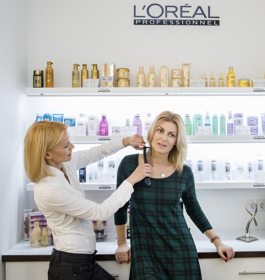 Loreal Kosmetikos Reklama