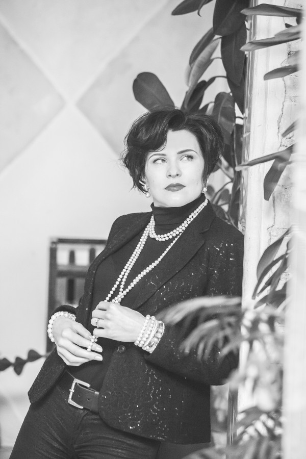 Sopranas Viktorija Miškūnaitė