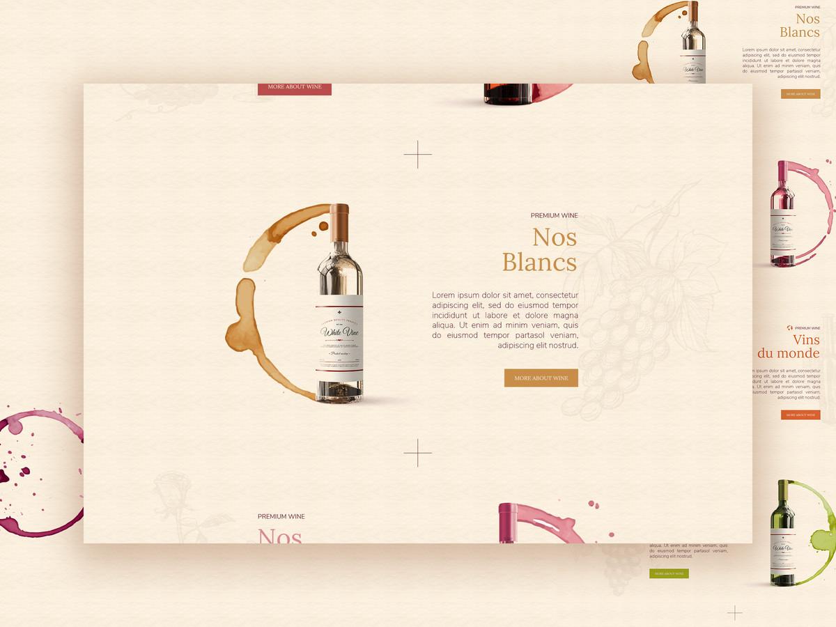 le Cave de Virebent - Wine shop in France   |   Web design UI UX   |    Logotipų kūrimas - www.glogo.eu - logo creation.