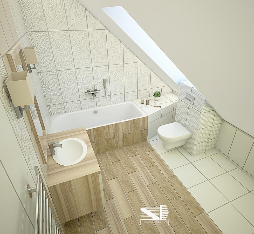 Kėdainių namo vonios interjeras