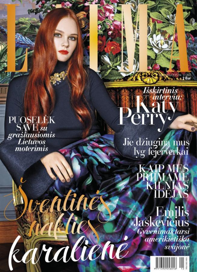 Žurnalo Laima viršelis