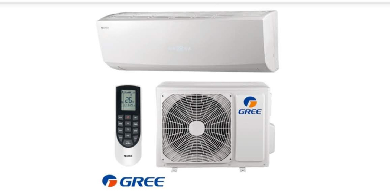 Oro kondicienierių montavimas, šilumos siurblių (oras-oras) nuo 150€