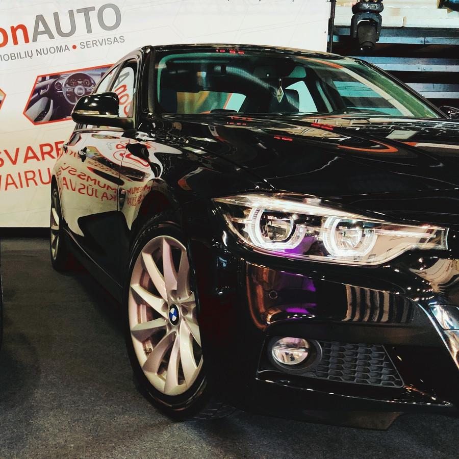 BMW nuoma Šiauliuose Automobiliu nuoma Siauliai