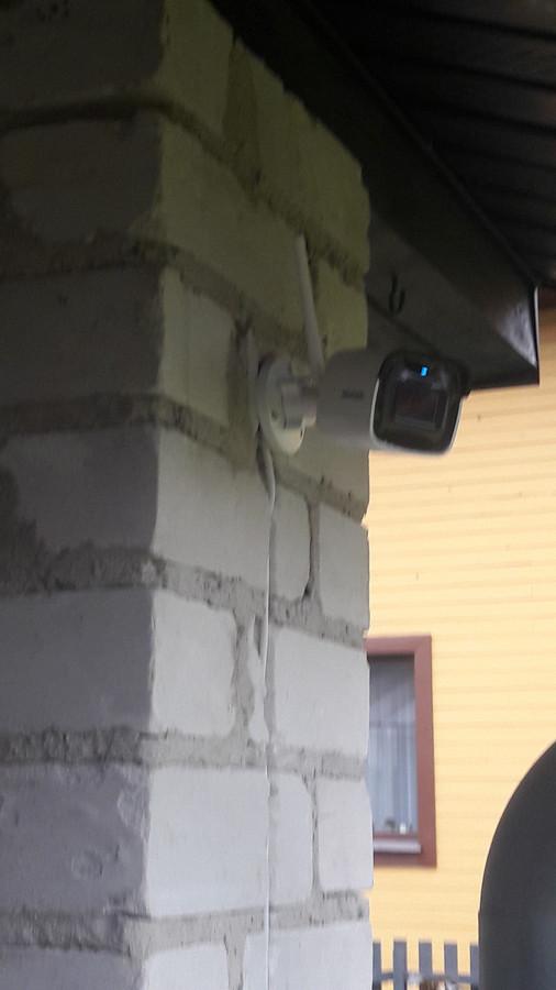 Hikvision WiFi kamera :)