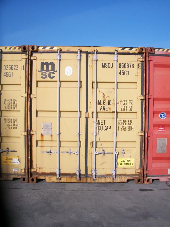 Konteinerių gabenimas autotransportu