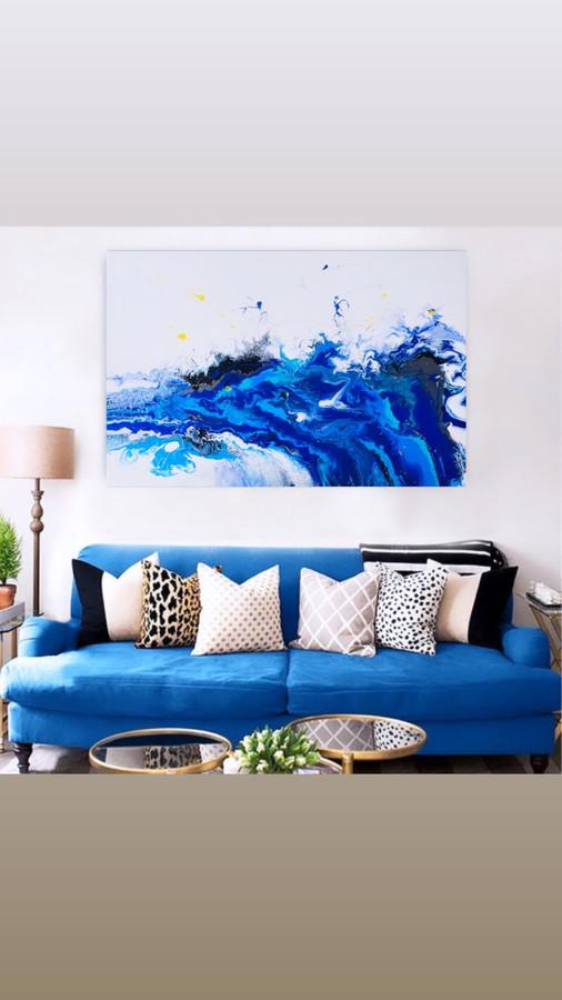 Akriliniai dazai, 140x70 cm