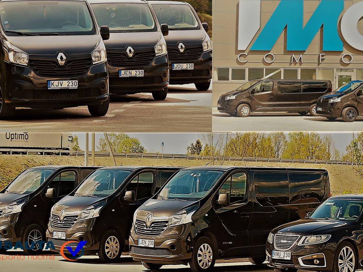 Keleivinių mikroautobusų nuoma  Automobilių ir mikroautobusų ilgalaikė ir trumpalaikė nuoma. www.busauta.lt Turime daug automobilių ir mikroautobusų.