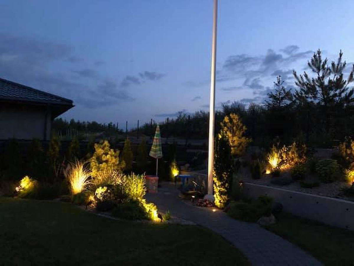 LED apšvietimas augalams