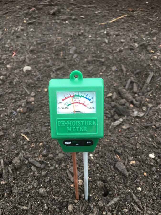 Nustatome, ar dirvožemio ph tinka vejos įrengimui
