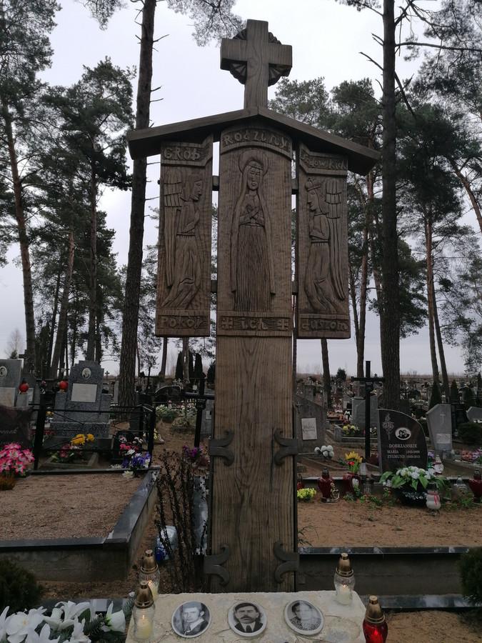 2015 m. Rudaminos kapinės, Vilniaus rajonas