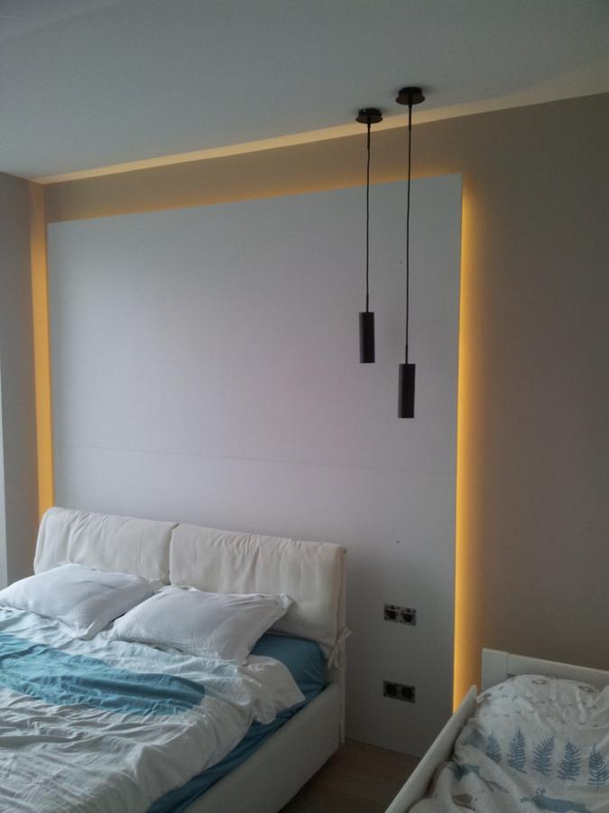 LED montavimas