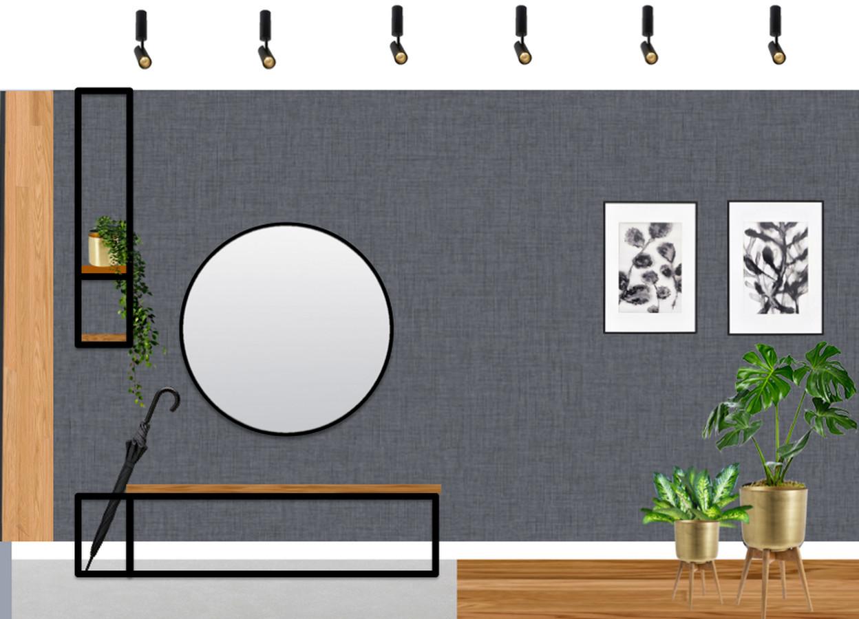 Interjero koliažai tai greitas, nebrangus ir efektyvus būdas pakeisti ar sukurti kambario dekorą.
