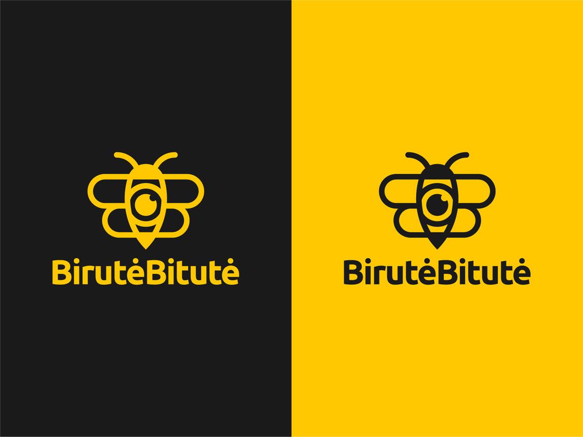Birutė Bitutė  |   Logotipų kūrimas - www.glogo.eu - logo creation.