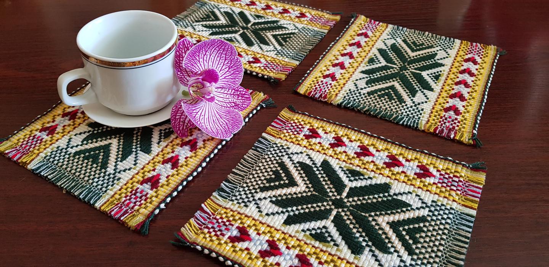 Maži takeliai po kavos/arbatos puodeliu.