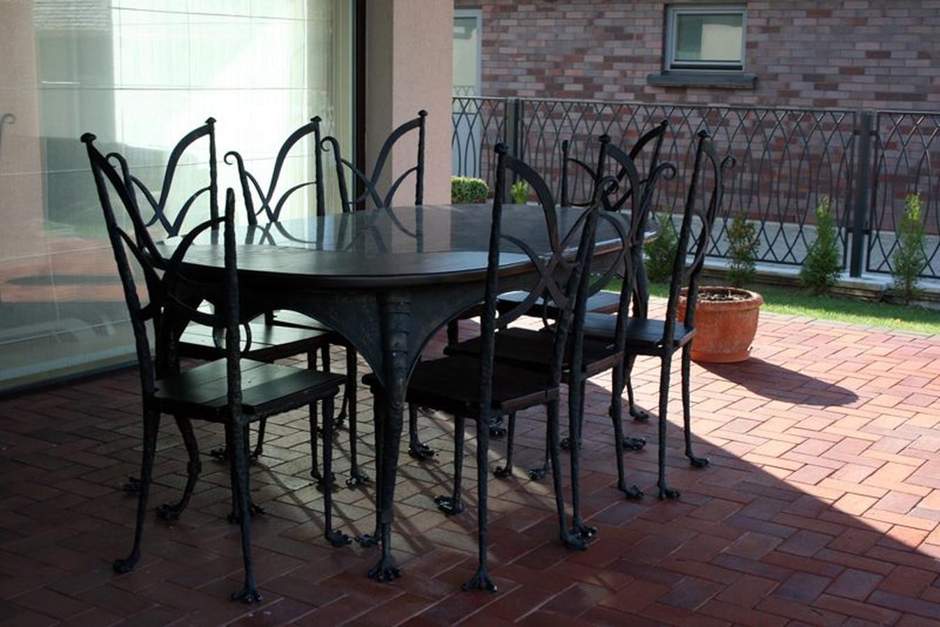 kalviški lauko baldai