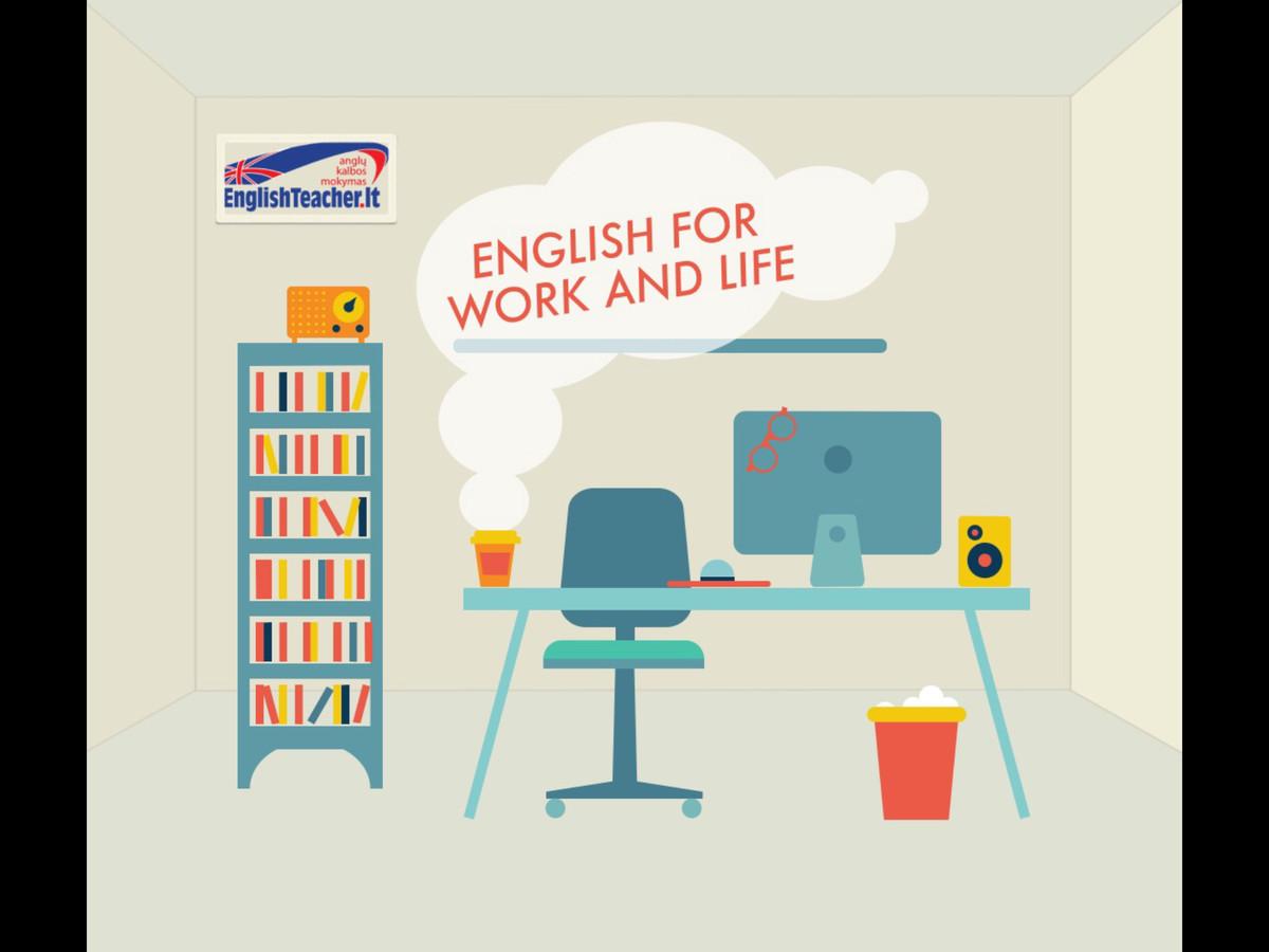 English for Work & Life