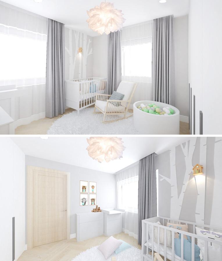 Kūdikio kambarys. Alytus.