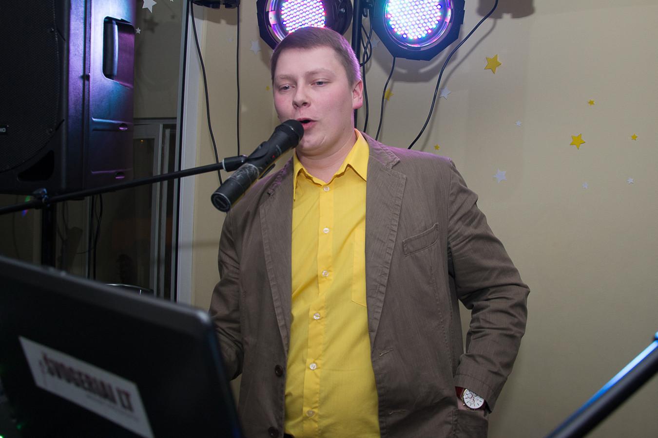 Muzikantas Romualdas