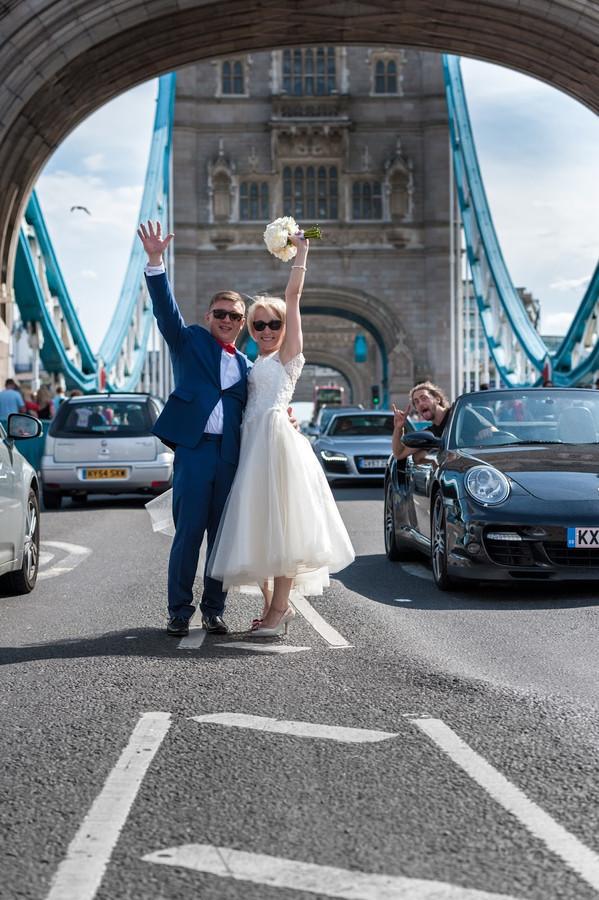 Vestuvės užsienyje. Anglija, Londonas.