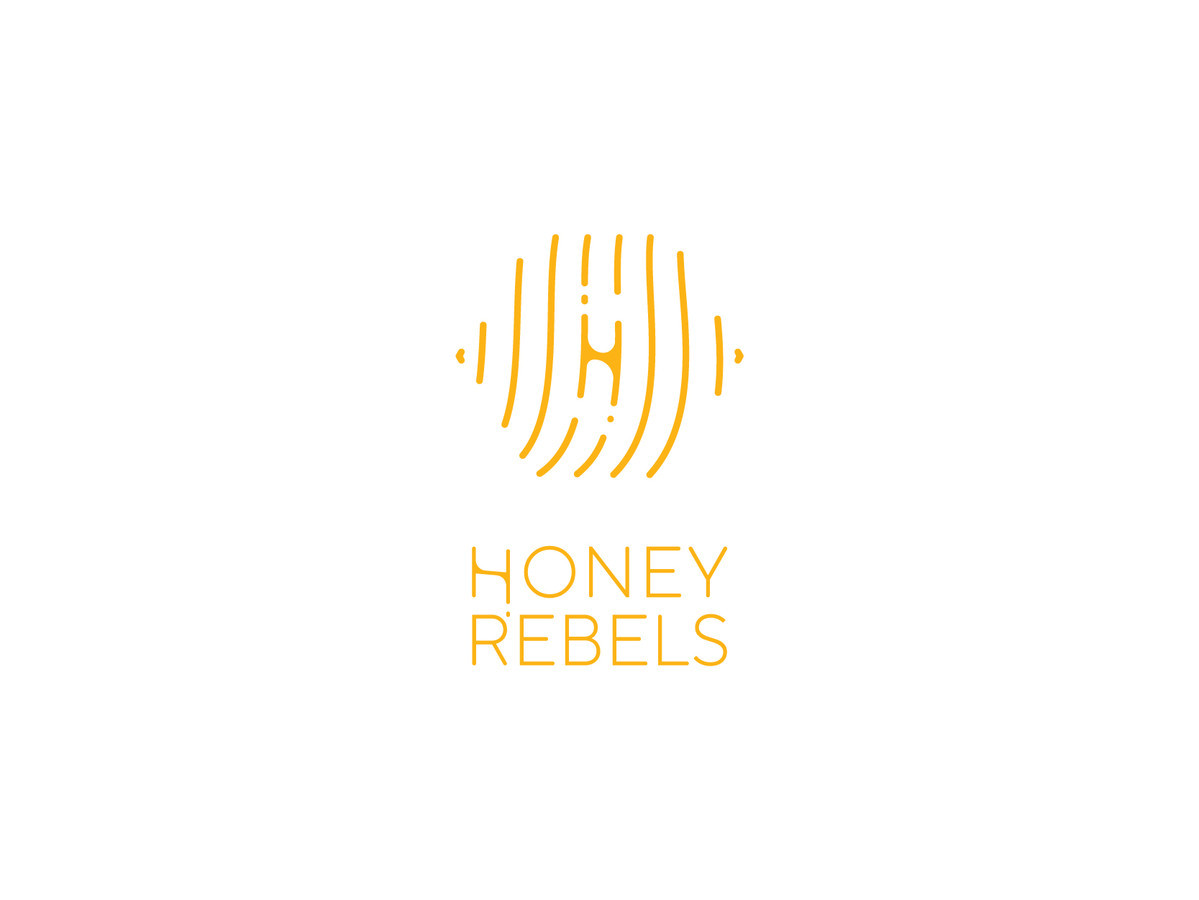 Honey Rebels   |   Logotipų kūrimas - www.glogo.eu - logo creation.