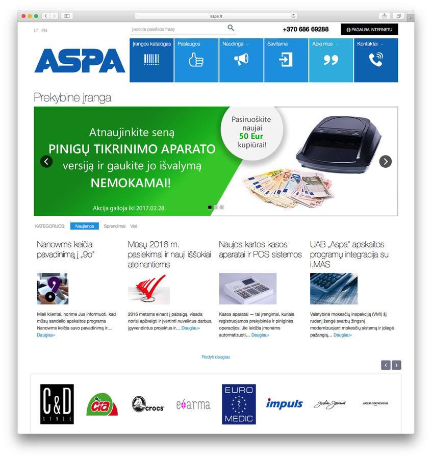 www.aspa.lt